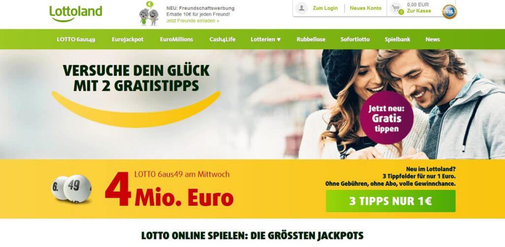 Lottoland.com – Erfahrungen und Bewertung 2020
