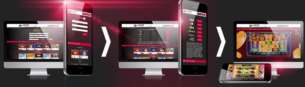 Adler Casino – Erfahrungen & Testbericht 2020