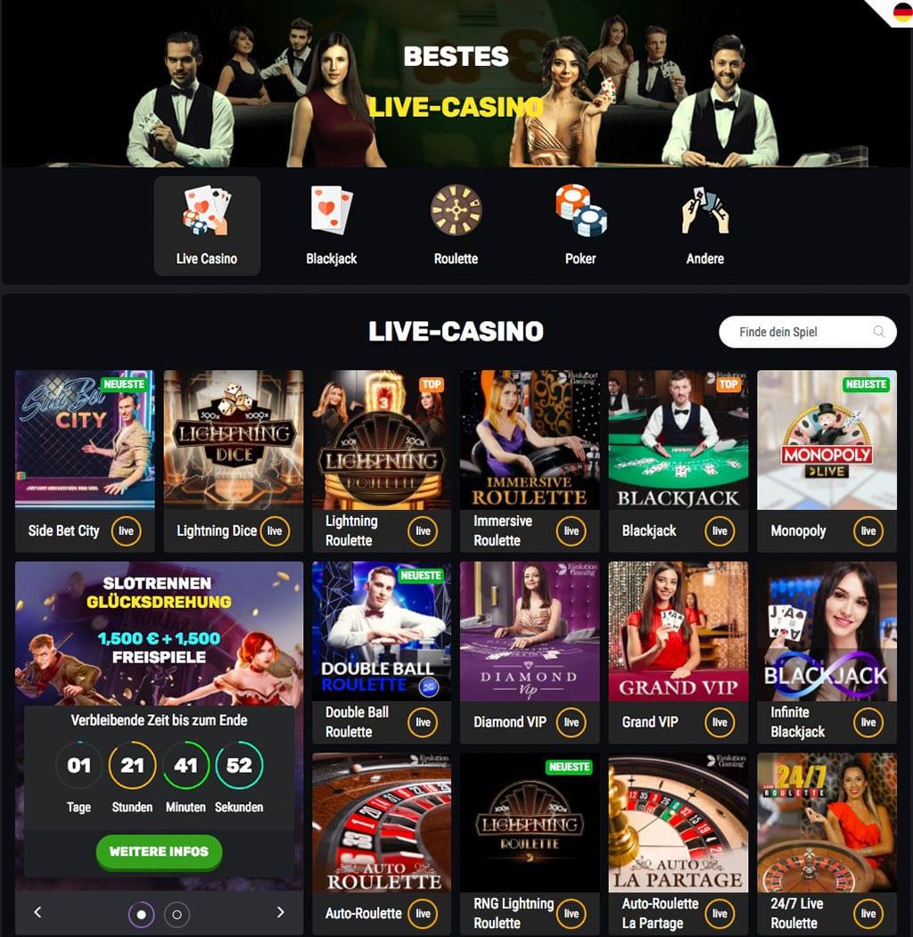 Betamo Casino – Erfahrungen & Testbericht 2020