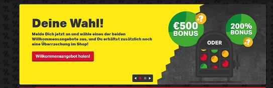 Mobilautomaten Casino Anmeldung