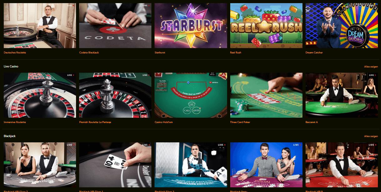 Codeta Casino Erfahrungen & Testbericht