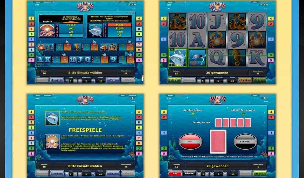 online casino mit echtgeld dolphin pearls