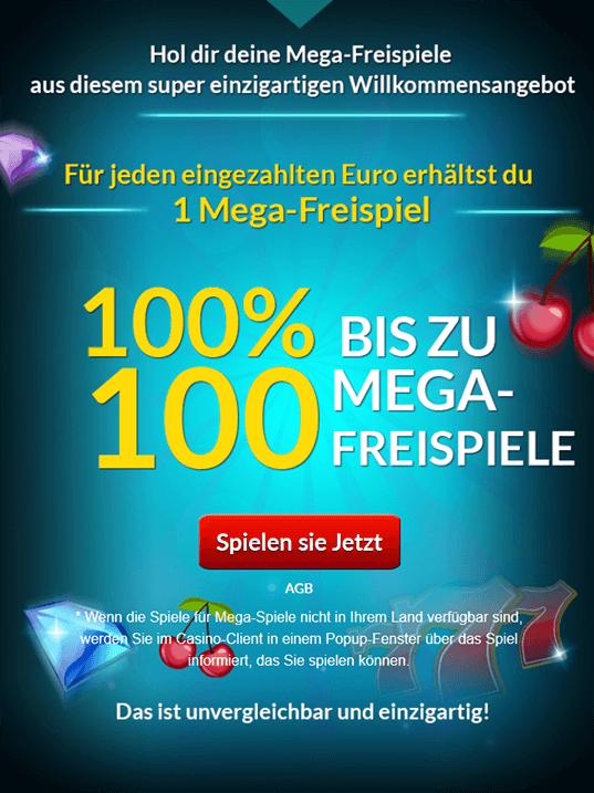 EU Casino Bonus