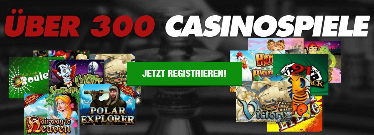 Intertops Casino Einzahlung