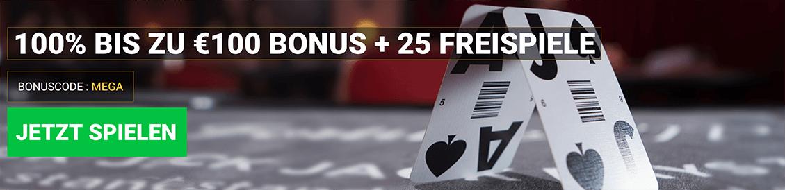 Mega Casino Einzahlung & Auszahlung