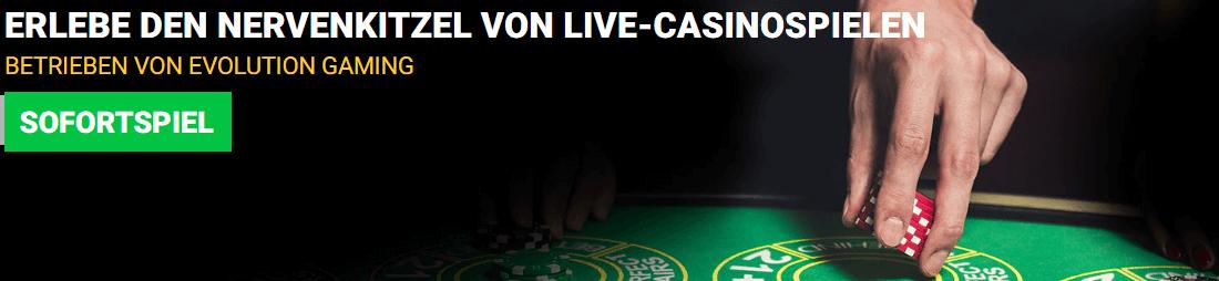 Mega Casino Live Casino – Erfahrungen und Test 2020