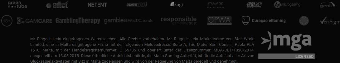 Mr Ringo Casino Erfahrungen & Testbericht