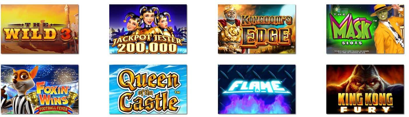 NextGen Online Casinos und Spielautomaten