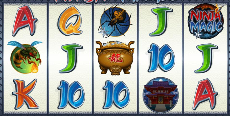 Ninja Magic Slot Spielbeschreibung – Tipps, Tricks & Regeln