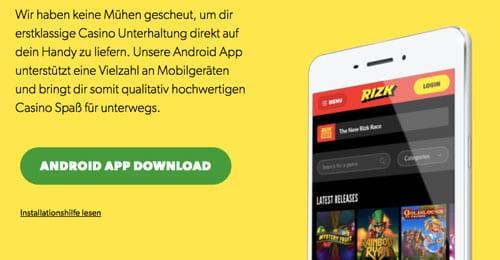 Beste Casino-App – Online-Casino-Apps mit Echtgeld spielen!