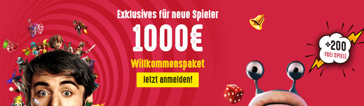 Spinit Casino App für iPhone, iPad und Android