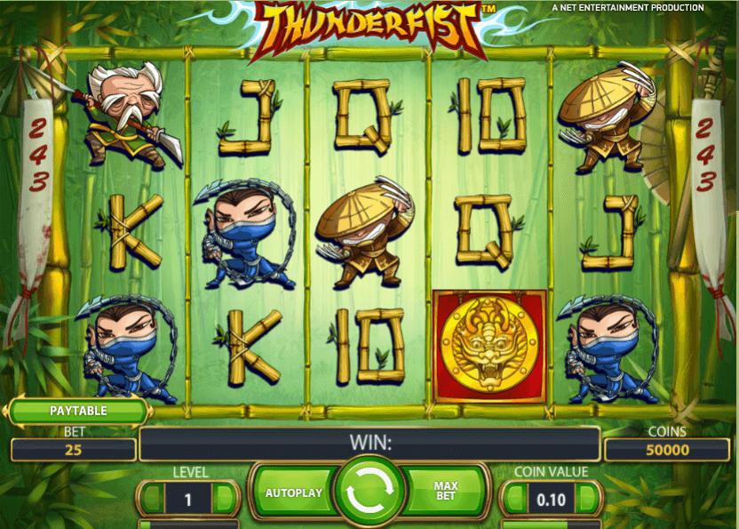 Thunderfist Slot Spielbeschreibung – Tipps, Tricks & Regeln