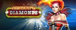 Amazons Diamonds Slot Spielbeschreibung – Tipps, Tricks & Regeln