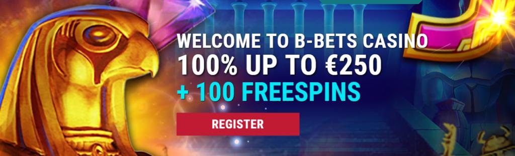 b-bets Casino – Erfahrungen & Testbericht 2020