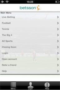Betsson Poker App für iPhone, iPad und Android