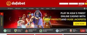 Dafabet Live Casino Erfahrungsbericht – unseriös aufgrund Lizenz von den Philippinen?