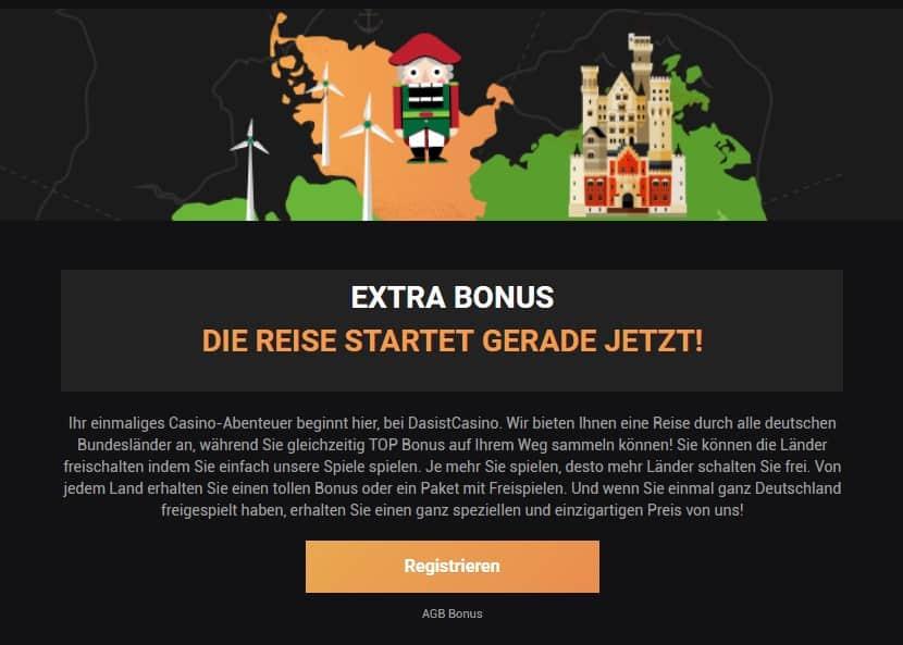 Dasistcasino Casino Erfahrungen und Test