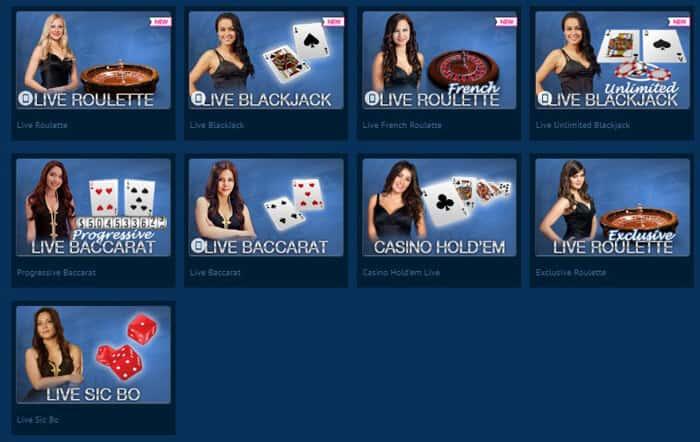 Europa Casino Anmeldung