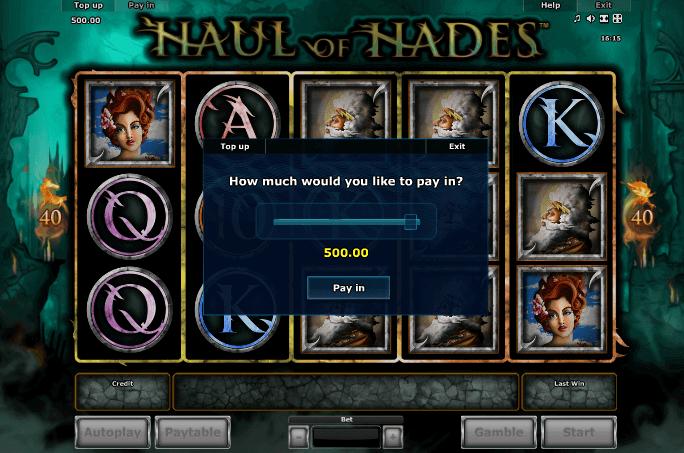 Haul of Hades Slot Spielbeschreibung – Tipps, Tricks & Regeln