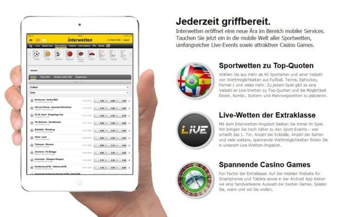 Interwetten Casino App