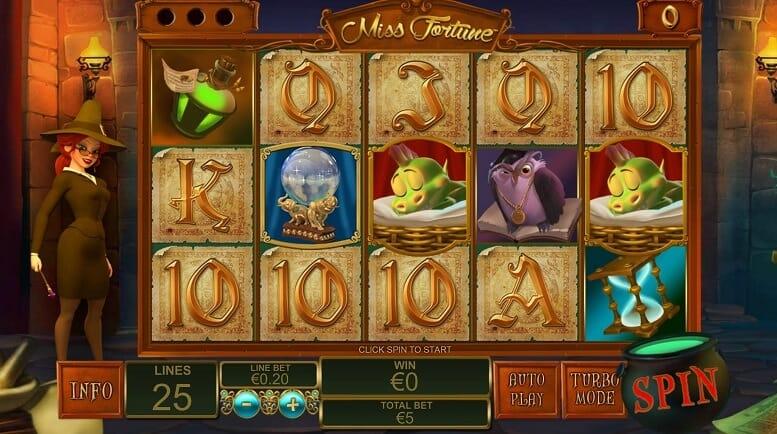 Miss Fortune Slot – Spielbeschreibung