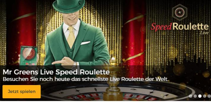 Mr Green Live Casino- Erfahrungen und Test 2020
