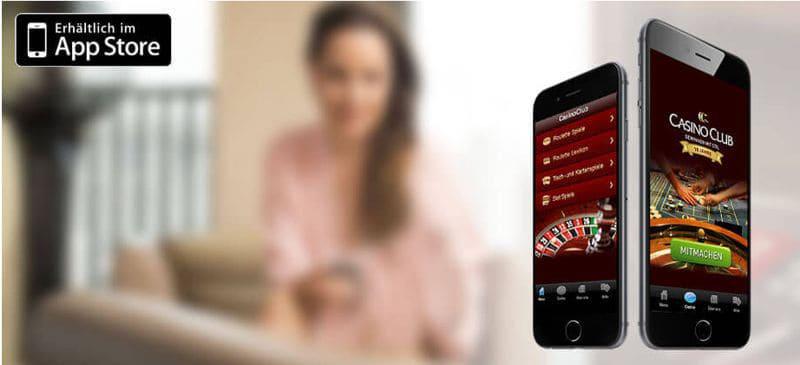 CasinoClub App für iPhone, iPad & Android – Download und Infos