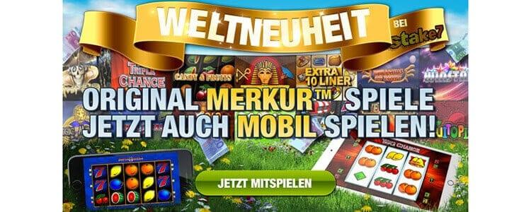 Stake 7 Casino App