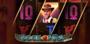 Book of Ra Deluxe im Stargames Casino
