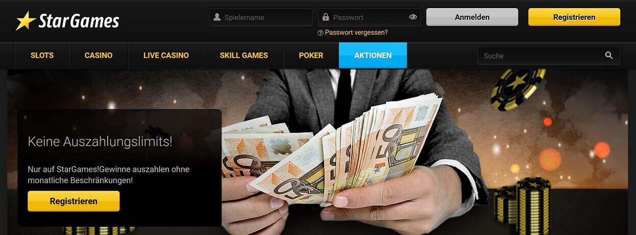 Stargames Casino – Erfahrungen & Testbericht