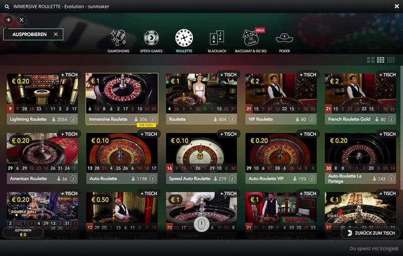 sunmaker Casino – Erfahrungen & Testbericht 2020