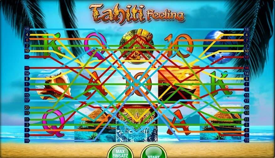 Tahiti Feeling Slot – Spielbeschreibung, Tipps, Tricks & Regeln
