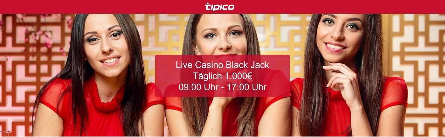 Tipico Live Casino – Erfahrungen und Test 2018