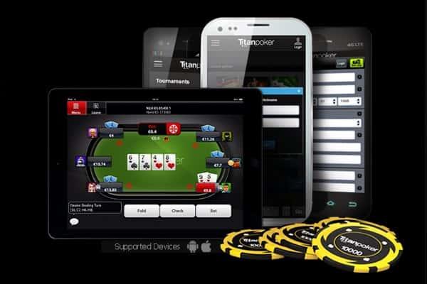 Online Poker spielen mit echtem Geld / um Echtgeld