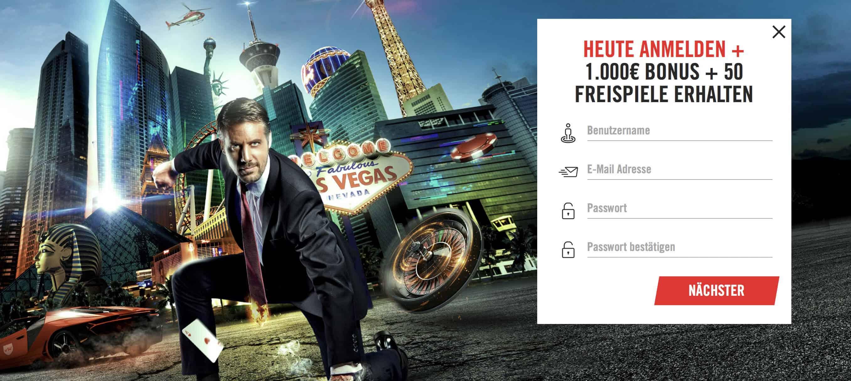 Vegas Hero Casino Erfahrungen und Test