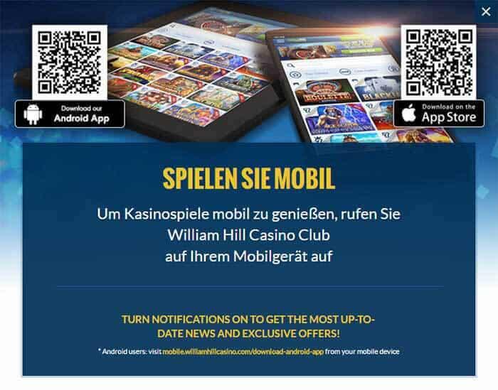 William Hill Casino – Erfahrungen & Testbericht